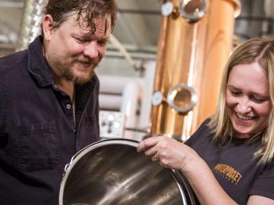 'Not the Worst Place to Own a Distillery': The Couple Reviving Craft Spirits in Salt Lake City, Utah