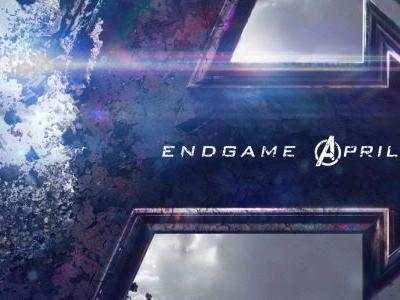 Avengers: Endgame Poster Confirms Release Date Change To April 2019