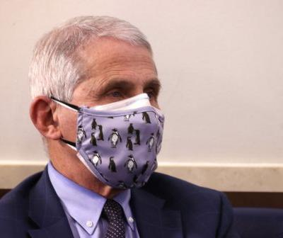 Dr. Fauci: Masks may be seasonal after the pandemic