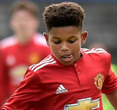 Fourteen years, 10 months, 10 days - Man Utd's newest young starlet Shola Shoretire sets debut record