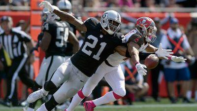 Raiders cornerback Sean Smith faces assault charge