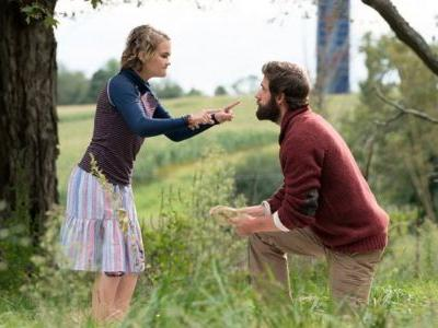 A Quiet Place Tops Rampage In Close Box Office Race