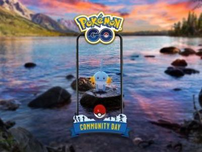 Next Pokemon Go Community Day will be held on July 21 and features Mudkip