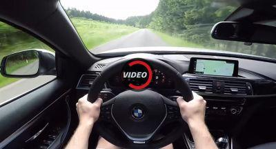 Experience The 2017 BMW 4-Series Convertible POV-Style