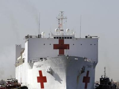 Venezuelan doctors on US Navy mission to help compatriots