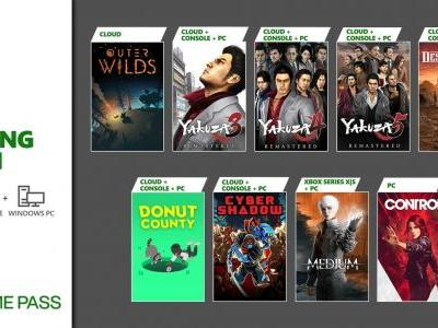The Yakuza Remastered Collection, Desperados 3 and More Coming to Xbox Game Pass in January