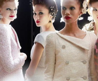 Alexander Fury: Karl Lagerfeld Sells Us the 18th Century at Chanel Couture