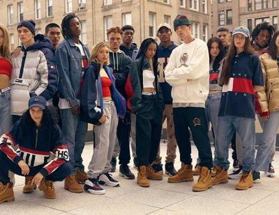 Ronnie Fieg offers sneak peak at Kith and Tommy Hilfiger collaboration