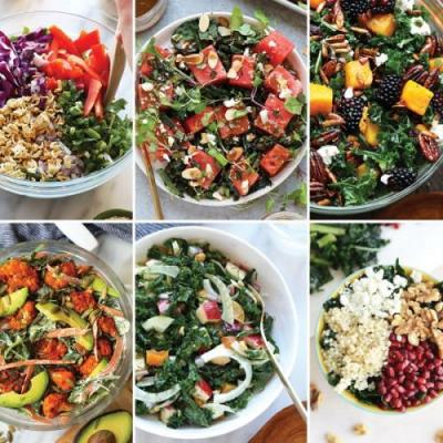 Best Kale Salad Recipes