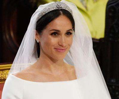The royal history of Meghan Markle's tiara
