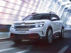 Citroens First Car For India To Break Cover on April 3