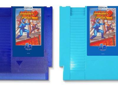 Capcom releases 'Mega Man' classics cartridges