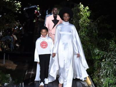 The Pyer Moss Spring 2019 Collection Was a Powerful Celebration of Black Culture
