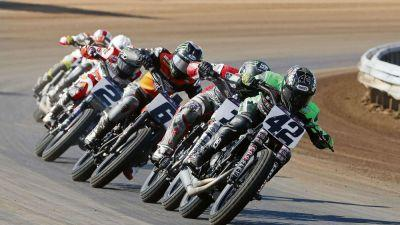 Dunlop Expands Contingency and Technical Support For American Flat Track Series