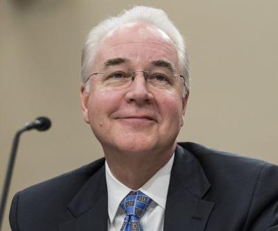 Ousted health secretary Tom Price burned $341K on pricey travel: watchdog