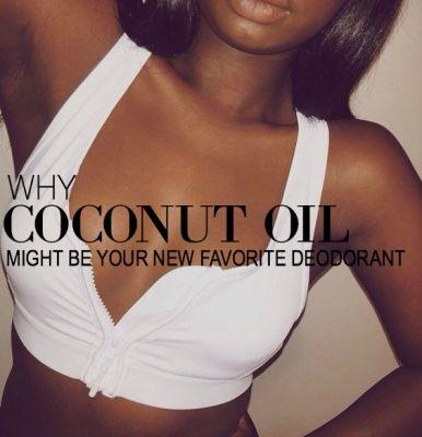 Yet another use for coconut oil that you've never thought of