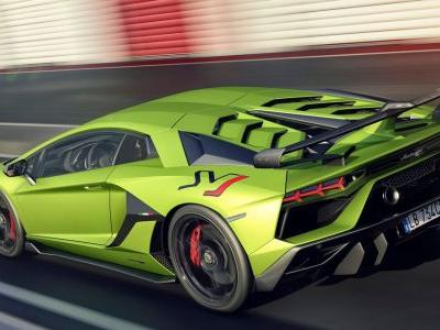 The 759bhp Lamborghini Aventador SVJ Is Finally Here