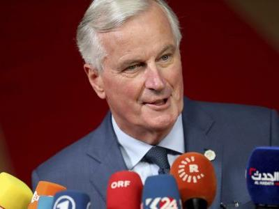 EU's Barnier says Irish border issue could lead to failure