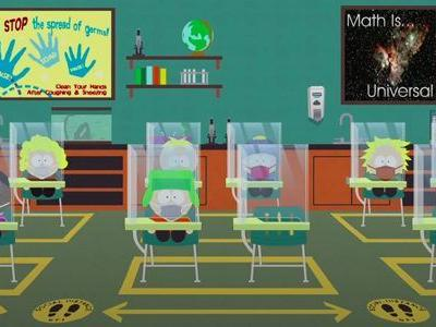 'South Park' Coronavirus Episode Coming This Month, Will Be An Hour Long
