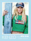 Britney Spears Seemingly Rewinds Time to Look Like Her Early-2000s Self in New Kenzo Ads
