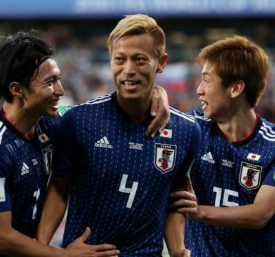 World Cup 2018: Japan and Senegal play to 2-2 draw