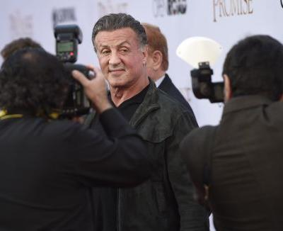 Reports: LA County District Attorney's Office to review Sylvester Stallone sexual assault claim from 90s
