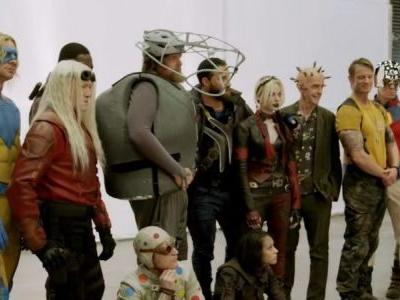 New Look at James Gunn's The Suicide Squad Revealed!