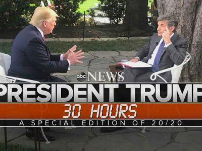 Trump's Interview With ABC Gets Lower Ratings Than Celebrity Family Feud