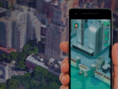 Google Maps Platform now lets AR games route characters, integrate elevation and biomes