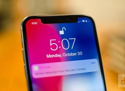 How to unlock the iPhone X with Face ID and how to send Animojis