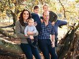 Kate and William's Christmas Card Photo Proves That Even Royals Wear Hand-Me-Downs!