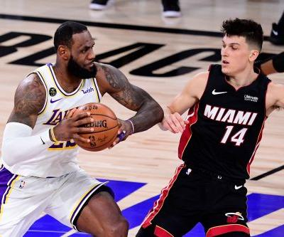 Tyler Herro: LeBron James is the best Miami Heat player of all-time