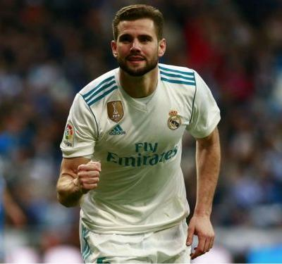 Nacho in Real Madrid squad after ending Las Palmas game in tears