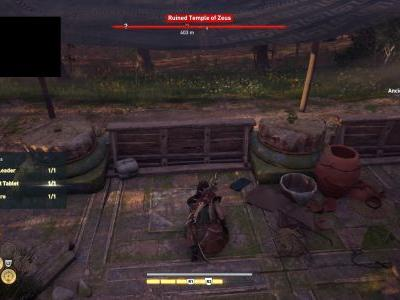 Assassin's Creed Odyssey Ancient Tablets guide - where to find Ancient Tablets to upgrade your ship