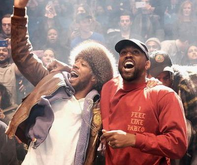 Kanye West Says His Kid Cudi Collab 'Kids See Ghost' Will Be Accompanied by a Short Film