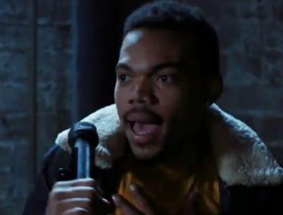 Watch Chance The Rapper Play A Pizza-Delivery Werewolf In The Slice Trailer