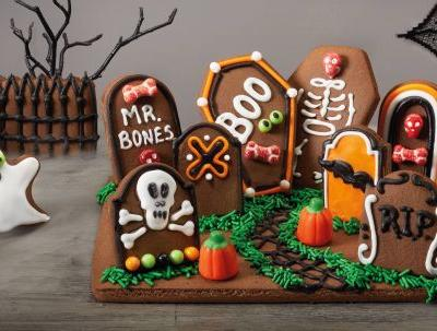 Target's Halloween 2020 Cookie Kits Are Full Of Scary & Delicious Options