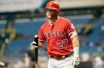 Mike Trout lands on DL for second time in his career