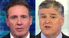 Chris Cuomo Says Hannity Calls The Shots: 'What He Says, The President Does'