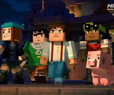 Minecraft: Story Mode is being pulled from stores on June 25th