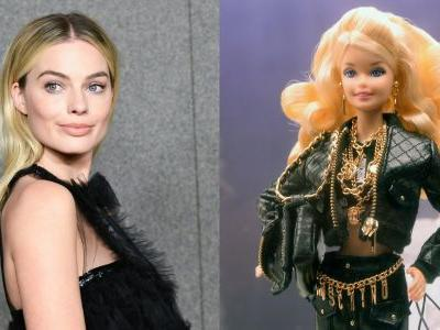 Margot Robbie Will Play Barbie In Upcoming Live-Action Film And We're Excited AF