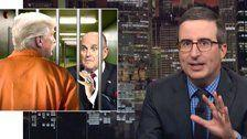 John Oliver Reassures Trump After Giuliani Flub: 'Don't Worry, Donald, Prison Isn't Prison'
