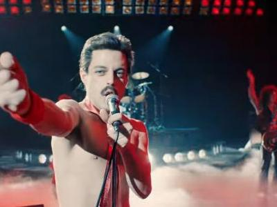 Watch A Dazzling New Trailer For The Queen Biopic Bohemian Rhapsody