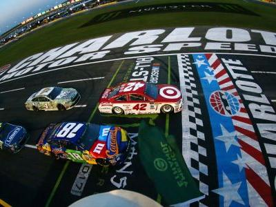 NASCAR at Charlotte: Results, highlights from Harvick's 2018 All-Star win