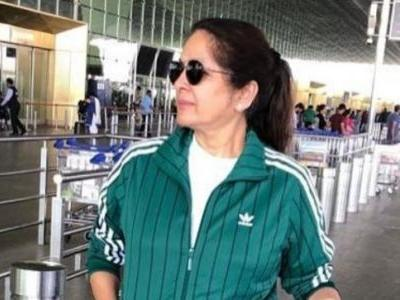 Move over Ranveer Singh, Neena Gupta teaches us how to rock the tracksuit look