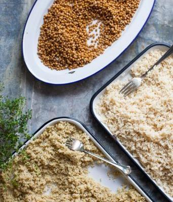 Meal Prep 101: How to Freeze Grains