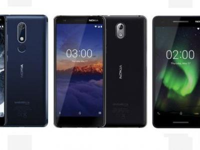 Nokia 3.1 and Nokia 5.1 are at a discounnted price