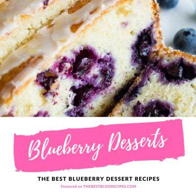 The Best Blueberry Recipes