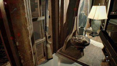 Resident Evil 7: How To Find and Get the M37 Shotgun and M21 Shotgun