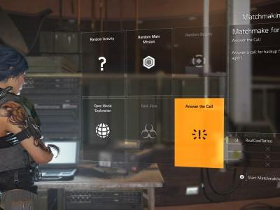 The Division 2 Agent Requesting Backup Guide: How to ask for and offer help